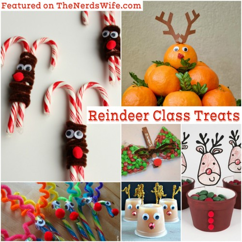 Classroom Party Ideas For Christmas ~ Winter holiday class party treats