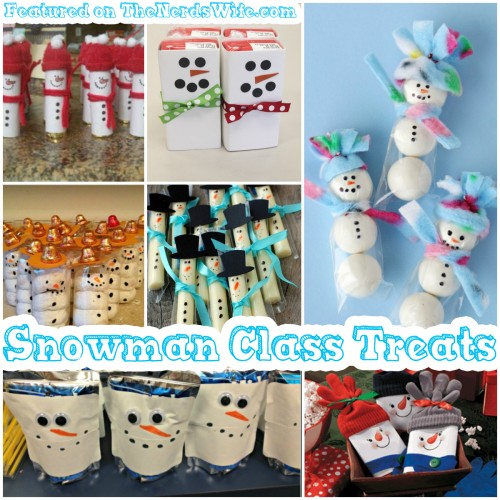 50 Winter Holiday Class Party Treats
