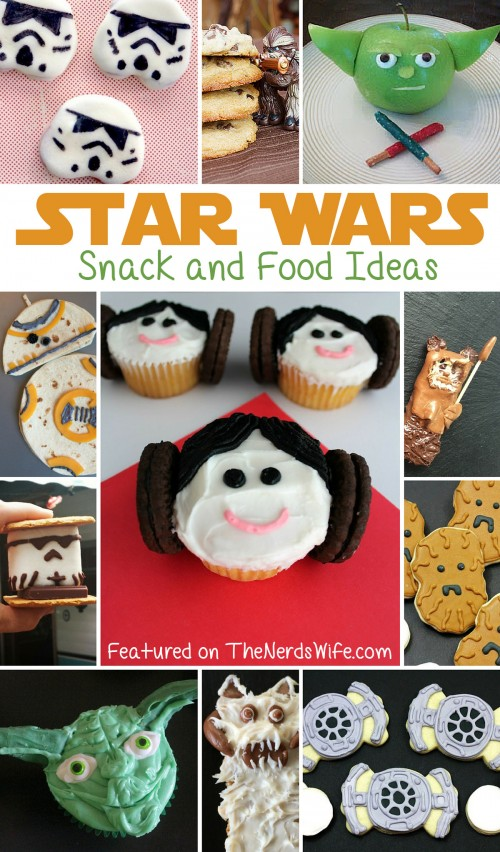 Star Wars Snacks and Food Ideas