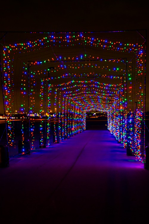 The Gift of Lights at Texas Motor Speedway