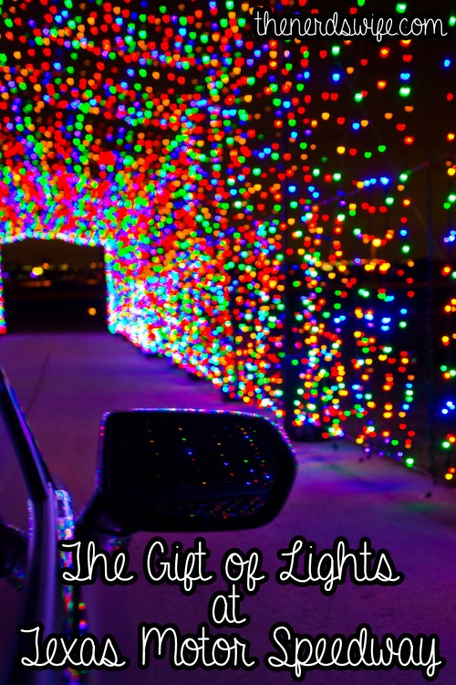 Things to do with kids in dallas archives the nerd 39 s wife for Gift of lights texas motor speedway
