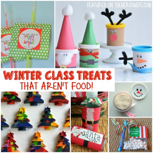 Winter Class Treats That Aren't Food