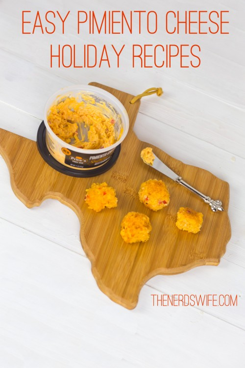 Easy Pimiento Cheese Holiday Recipes