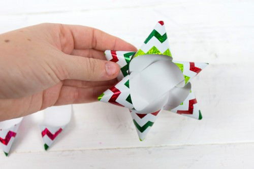 Make a Bow From Wrapping Paper