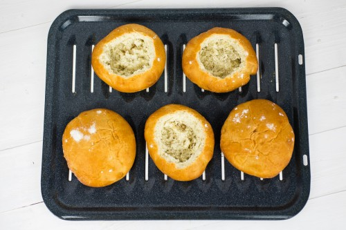 Mini Bread Bowls