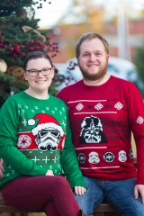 Star Wars Christmas Sweaters from ThinkGeek