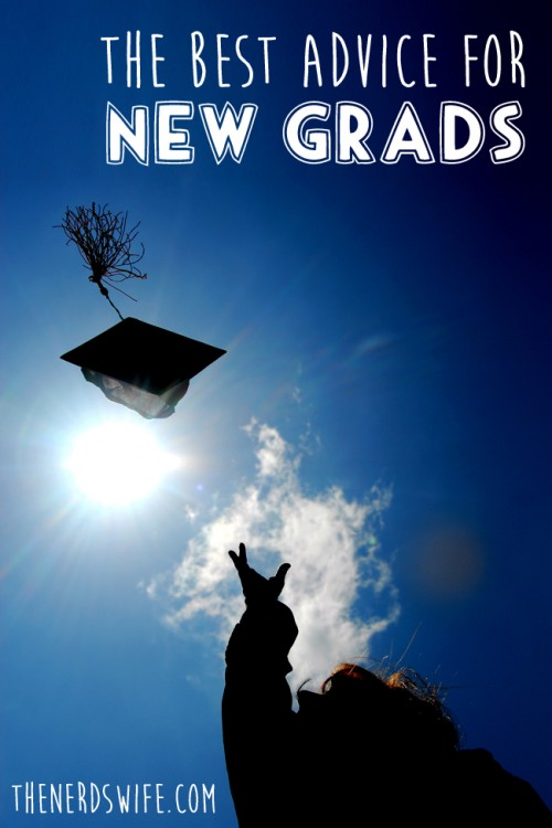 The Best Advice for New Grads