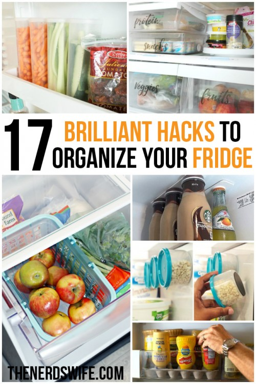 17 Brilliant Hacks to Organize Your Fridge