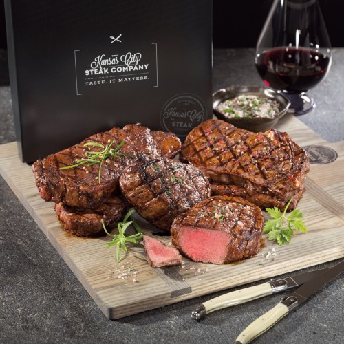 Kansas City Steaks Gift Boxes
