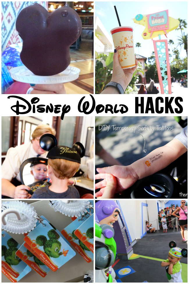 Disney World Hacks