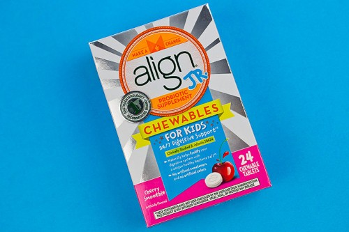 Align Jr. Probiotic Supplement