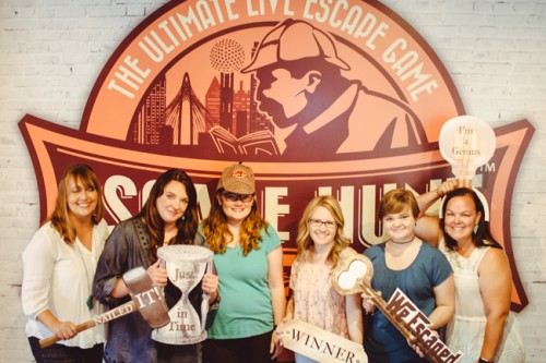 Escape Hunt Dallas Escape Room