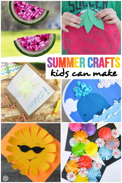 kids craft ideas for summer things to do with this summer the s 6879