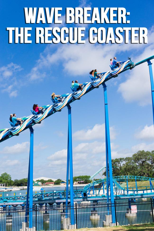 Wave Breaker Rescue Coaster