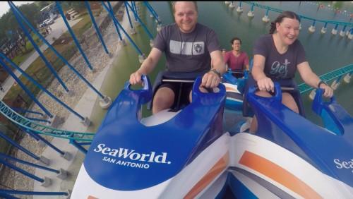 Wave Breaker Roller Coaster