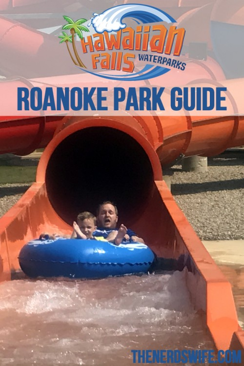 Hawaiian Falls Roanoke Park Guide