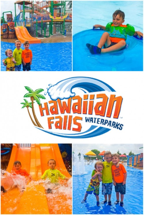 Hawaiian Falls Waterparks