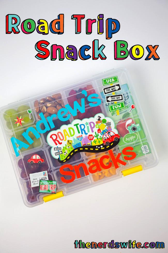Road Trip Snack Box