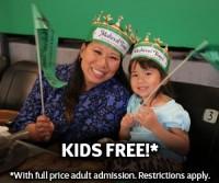 Kids Free at Medieval Times