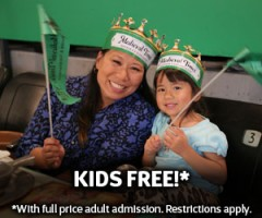 Kids Free at Medieval Times