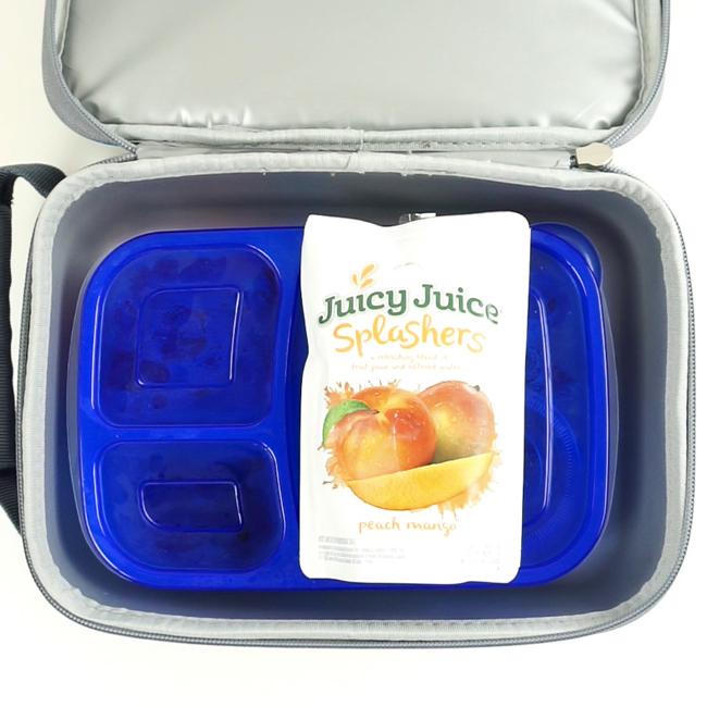 Frozen Juice Pouch