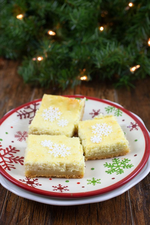 Sugar Cookie Cheesecake Bars-3
