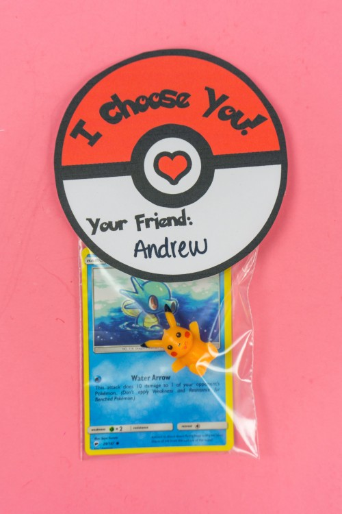 Pokemon Valentines For Kids The Nerd S Wife
