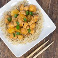 Cherry Pineapple Chicken