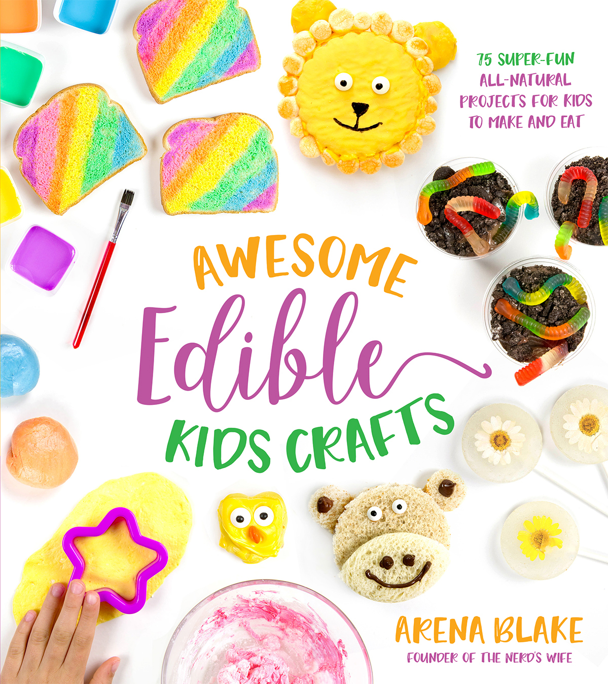 Edible Kids Crafts